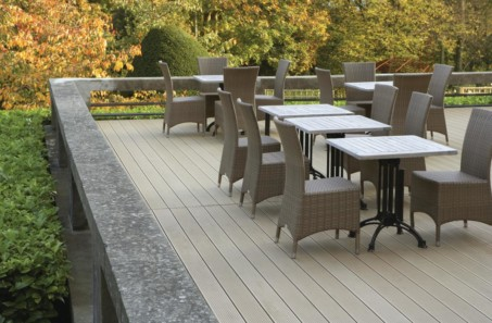 Twinson Decking Plank 140mm Wide x 28mm Thick